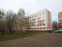 Нижнекамск, улица Бызова, дом 1А. многоквартирный дом