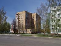 Нижнекамск, улица Бызова, дом 3. многоквартирный дом