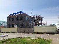 Нижнекамск, улица Бызова, дом 4. строящееся здание