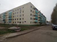 Нижнекамск, улица Бызова, дом 5А. многоквартирный дом