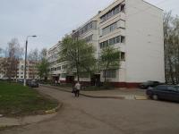 Нижнекамск, улица Бызова, дом 7. многоквартирный дом