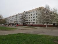 Нижнекамск, улица Бызова, дом 9. многоквартирный дом