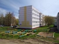 Нижнекамск, улица Кайманова, дом 3А. многоквартирный дом