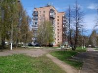 Нижнекамск, улица Кайманова, дом 5. многоквартирный дом