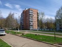 Нижнекамск, улица Кайманова, дом 6. многоквартирный дом