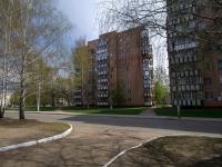 Нижнекамск, улица Кайманова, дом 8. многоквартирный дом