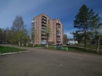 Нижнекамск, улица Кайманова, дом 12. многоквартирный дом