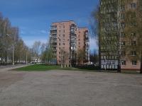 Нижнекамск, улица Кайманова, дом 14. многоквартирный дом