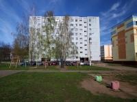 Нижнекамск, улица Лесная, дом 1А. многоквартирный дом