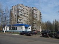 Нижнекамск, улица Лесная, дом 38. многоквартирный дом
