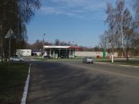 Нижнекамск, улица Лесная, дом 41Б. автозаправочная станция