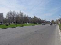 Нижнекамск, улица Лесная, дом 33. многоквартирный дом