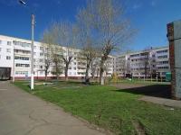 Нижнекамск, Лесная ул, дом 33