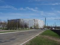 Нижнекамск, улица Лесная, дом 27. многоквартирный дом