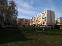 Нижнекамск, улица Лесная, дом 7. многоквартирный дом