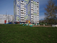 Нижнекамск, Лесная ул, дом 25