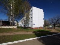 Нижнекамск, улица Менделеева, дом 1. многоквартирный дом