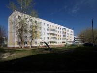 Нижнекамск, улица Менделеева, дом 1А. многоквартирный дом