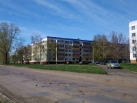 Нижнекамск, улица Менделеева, дом 2. многоквартирный дом