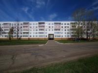Нижнекамск, улица Менделеева, дом 2А. многоквартирный дом