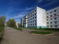 Нижнекамск, улица Менделеева, дом 2Б. многоквартирный дом