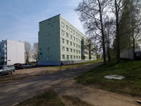 Нижнекамск, Менделеева ул, дом 3