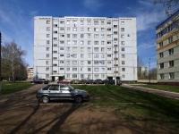 Нижнекамск, улица Менделеева, дом 4А. многоквартирный дом