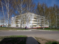 Нижнекамск, улица Менделеева, дом 8. многоквартирный дом