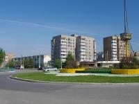 Нижнекамск, улица Мурадьяна, дом 4. многоквартирный дом