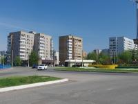 Нижнекамск, улица Мурадьяна, дом 4А. многоквартирный дом