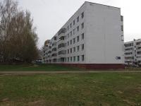Нижнекамск, улица Мурадьяна, дом 6. многоквартирный дом