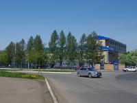 "Нижнекамск, улица Мурадьяна, дом 7. санаторий ""Шифалы"""