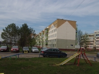 Нижнекамск, улица Мурадьяна, дом 8. многоквартирный дом