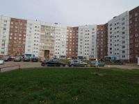 Нижнекамск, улица Мурадьяна, дом 8А. многоквартирный дом