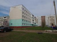 Нижнекамск, улица Мурадьяна, дом 10. многоквартирный дом