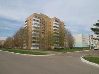 Нижнекамск, улица Мурадьяна, дом 12. многоквартирный дом