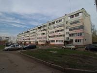 Нижнекамск, улица Мурадьяна, дом 14. многоквартирный дом