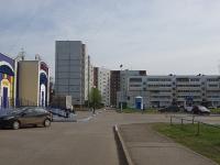 Нижнекамск, улица Мурадьяна, дом 16А. многоквартирный дом