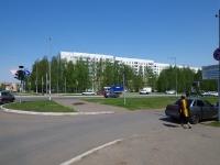 Нижнекамск, Вахитова проспект, дом 8. многоквартирный дом