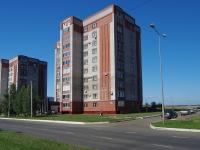Нижнекамск, Химиков проспект, дом 7. многоквартирный дом
