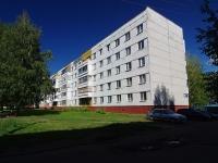 Нижнекамск, Химиков проспект, дом 8А. многоквартирный дом