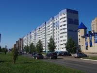 Нижнекамск, Химиков проспект, дом 9. многоквартирный дом