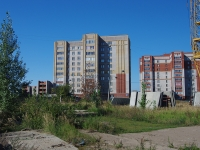 Нижнекамск, Химиков проспект, дом 9Б. многоквартирный дом