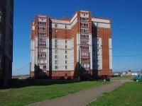 Нижнекамск, Химиков проспект, дом 9В. многоквартирный дом