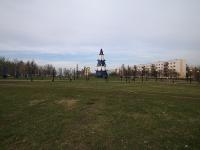 Химиков проспект. сквер