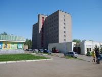 Нижнекамск, улица Гагарина, дом 7. многоквартирный дом