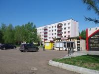 Нижнекамск, улица Гагарина, дом 1А. многоквартирный дом