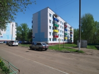 Нижнекамск, улица Гагарина, дом 2А. многоквартирный дом