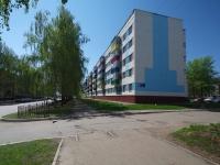 Нижнекамск, улица Гагарина, дом 3. многоквартирный дом