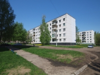 Нижнекамск, улица Гагарина, дом 3А. многоквартирный дом